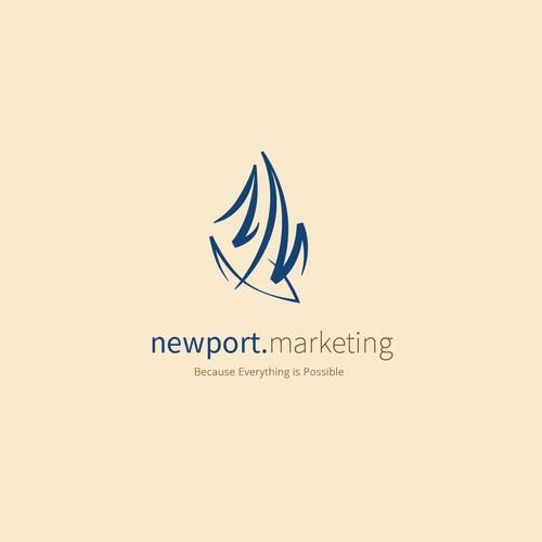 Logo for a Marketing Agency