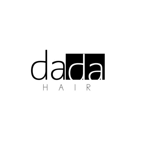 a modern cool hair studio logo needed
