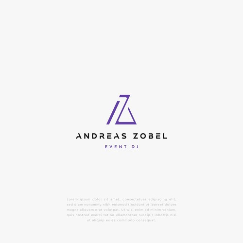 "Logo for ""DJ Andreas Zobel"""