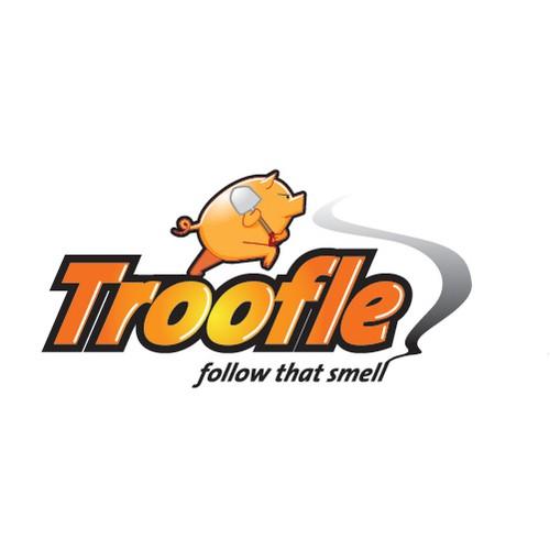 Troofle logo