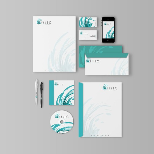Brand Identity for a Spa