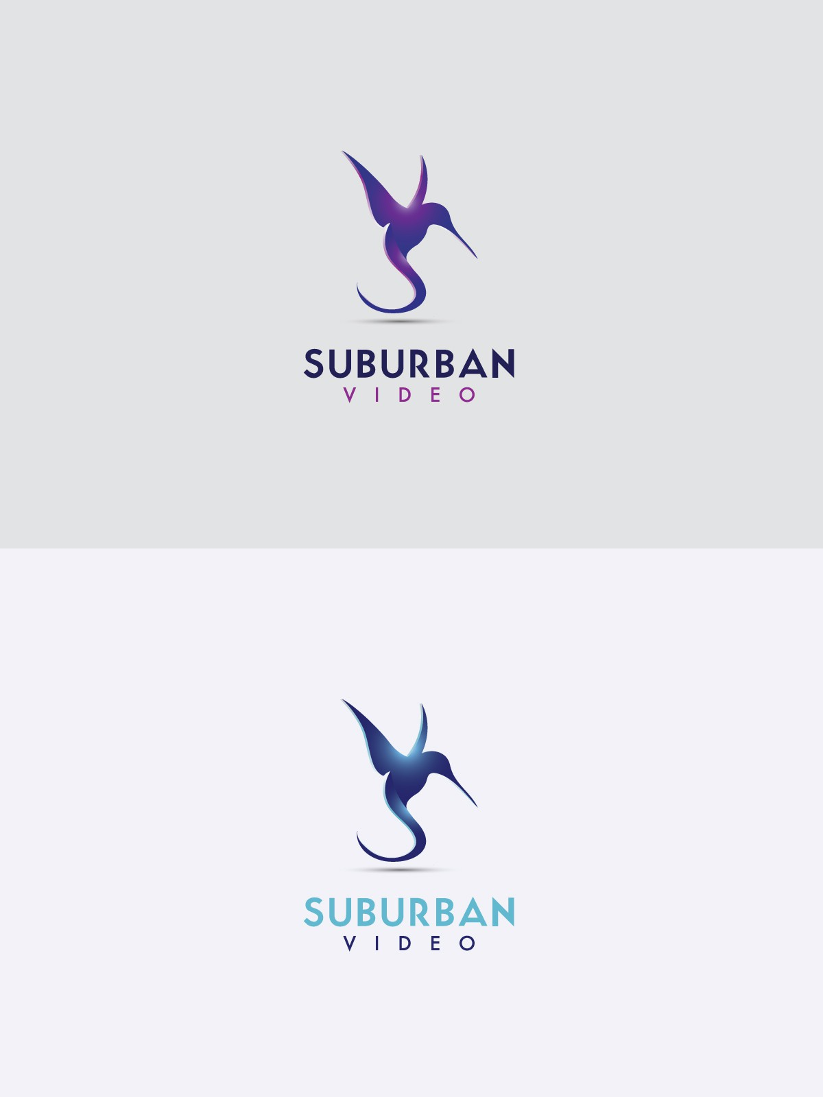 Create the next logo for Suburban Video