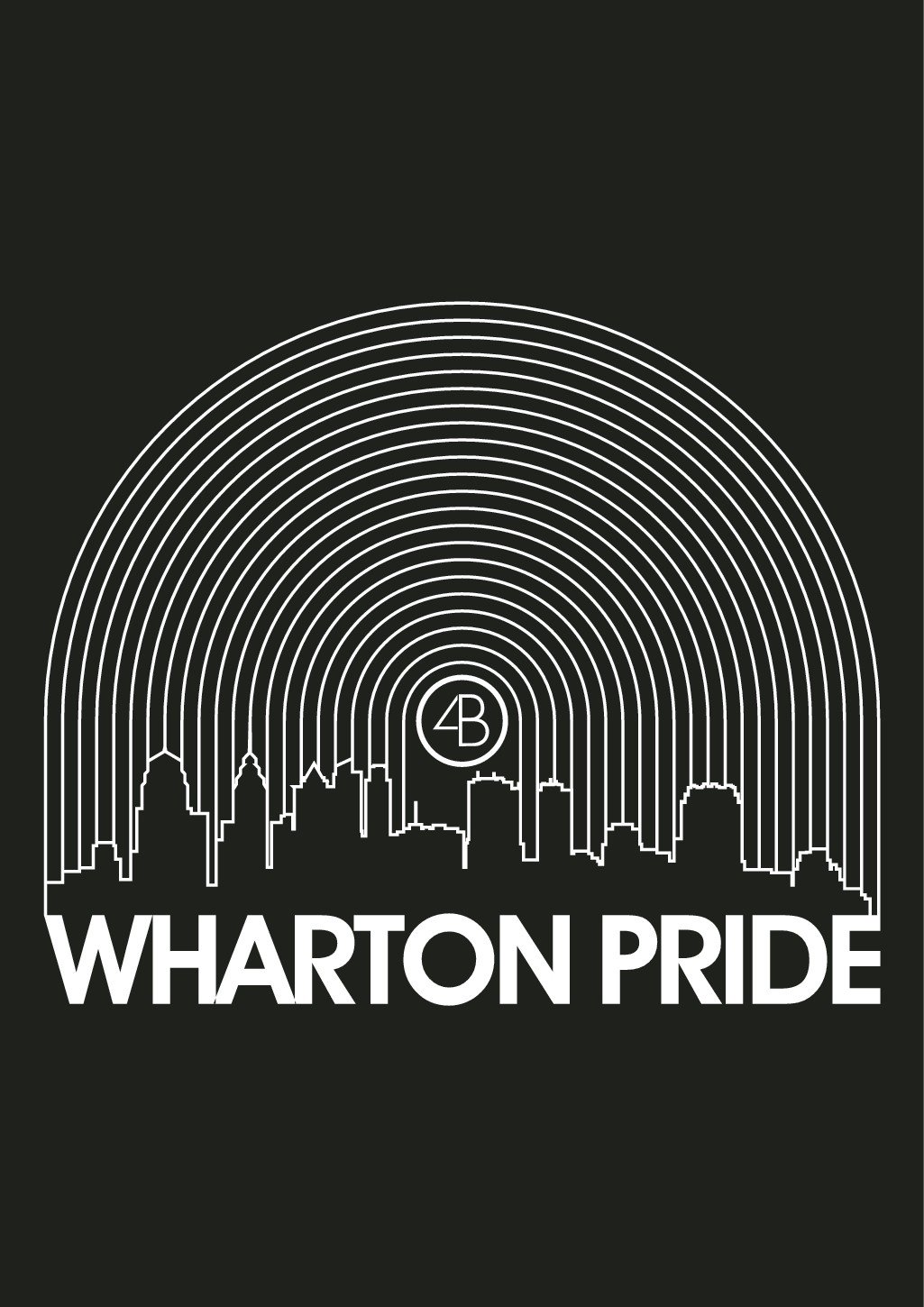 T-SHIRT DESIGNS FOR THE LARGEST BUSINESS SCHOOL LGBTQ CLUB IN THE WORLD