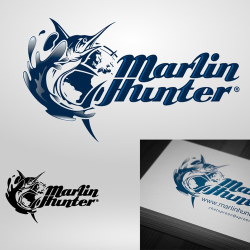 Marlin Hunter Logo