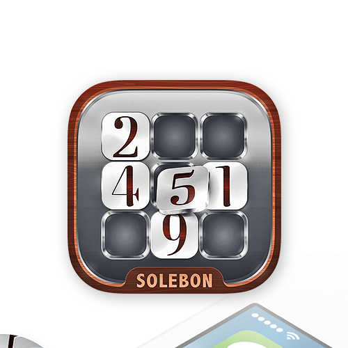 Solebon Sudoku - new iOS app from a leading app studio
