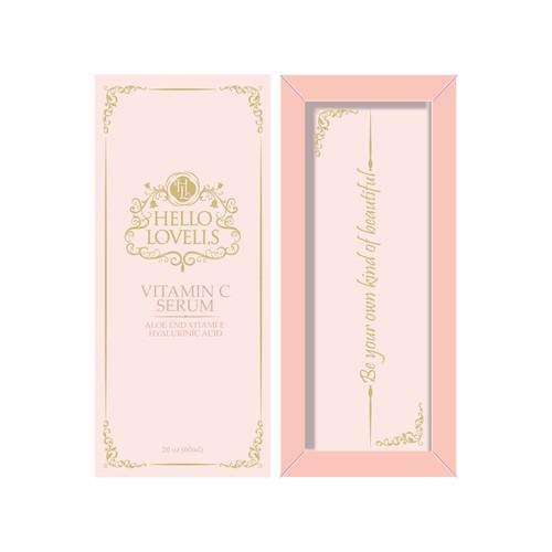 cosmetic box !