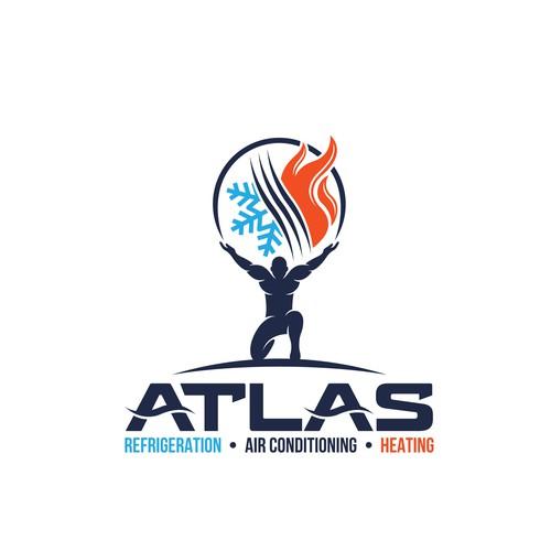 ATLAS Logo Design