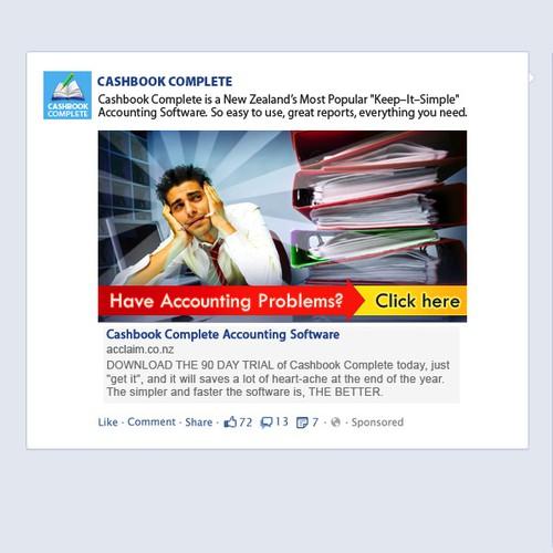 Facebook ad #1