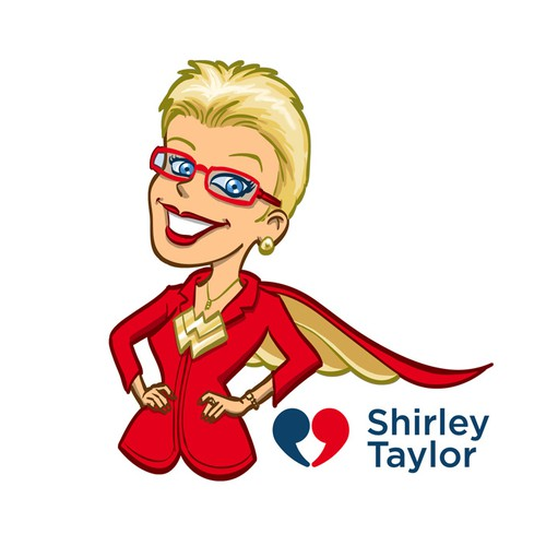 Shirley Taylor needs a new art or illustration