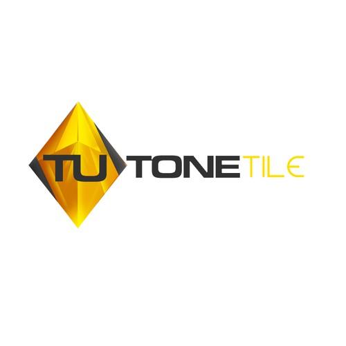 logo for TUTONE TILE
