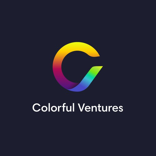Colorful Ventures needs a logo to attract smart, innovative entrepreneurs and investors