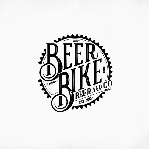 Logo for Beer Bike