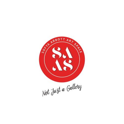 bold monogram logo