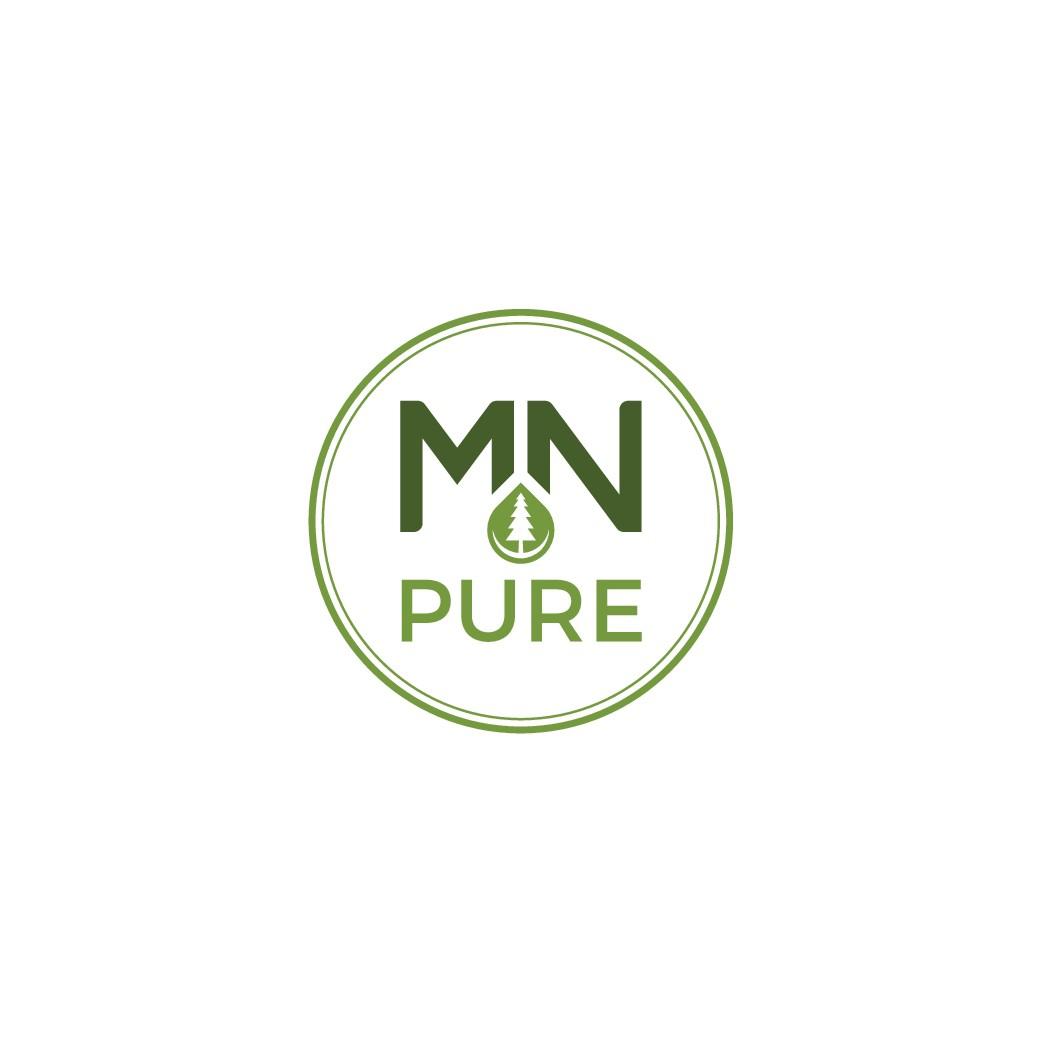 MN Pure CBD Oil Logo