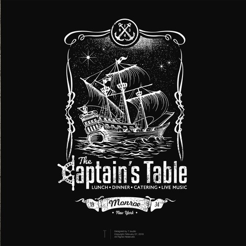 The Captain Table