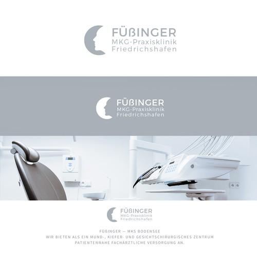 Logo proposal for FÜßINGER MKS FRIEDRICHSHAFEN, Germany