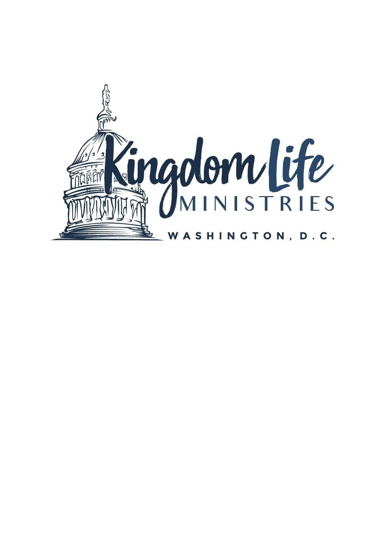 Church in the heart of Washington, D.C.  needs a powerful logo.