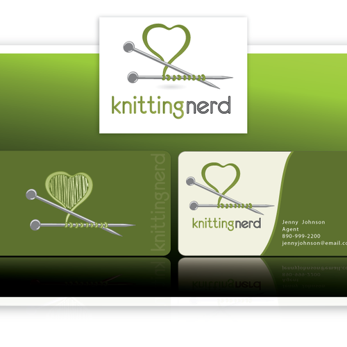 quirky logo needed for small knitting business