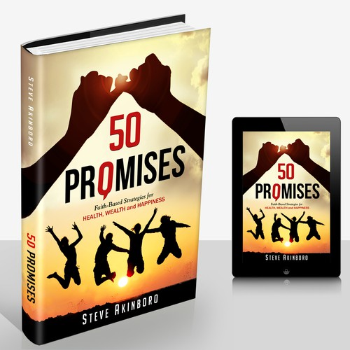 Self Help book concept for 50 promises
