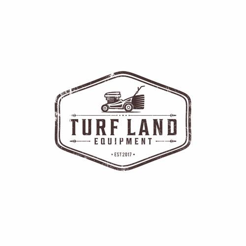 Turf Land logo