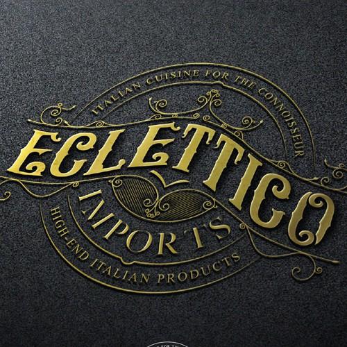 Logo concept Eclettico Imports