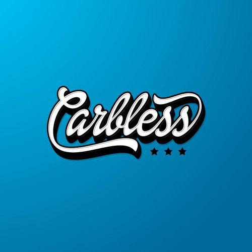 Carbless Artistic Logo Design