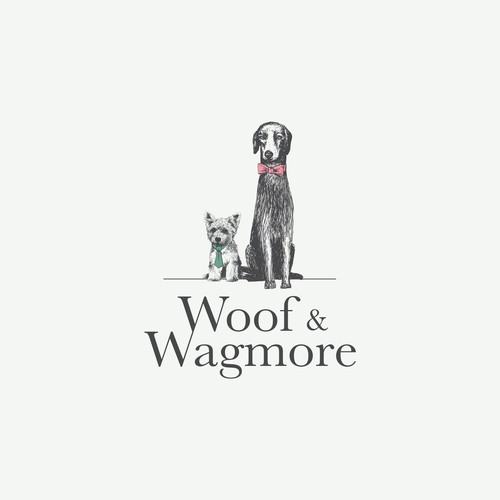 Woof & Wagmore logo