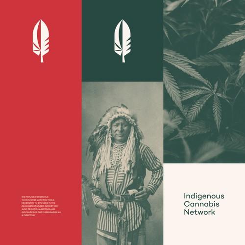 Сannabis brand for indigenous communities
