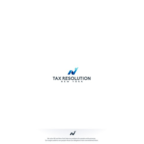 Logo for Tax resolution