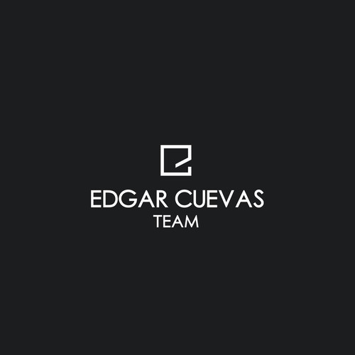 Logo design for Edgar Cuevas Team