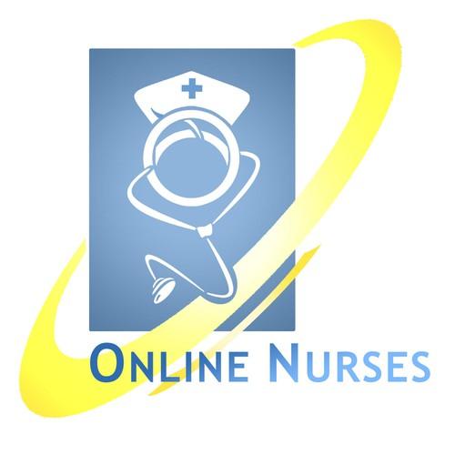Online Nurses needs a new logo