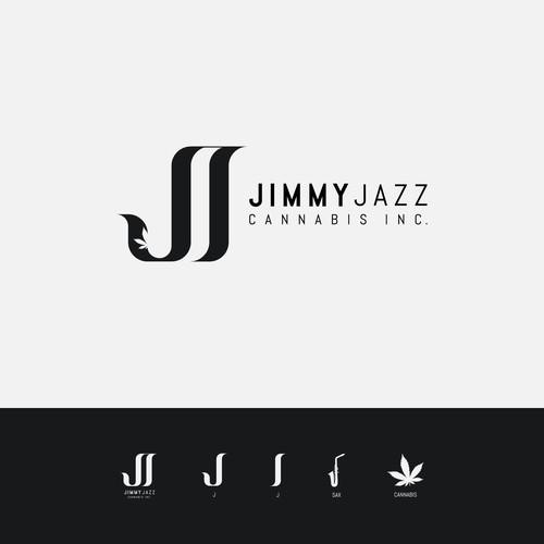 Jimmy Jazz. Monogram Design