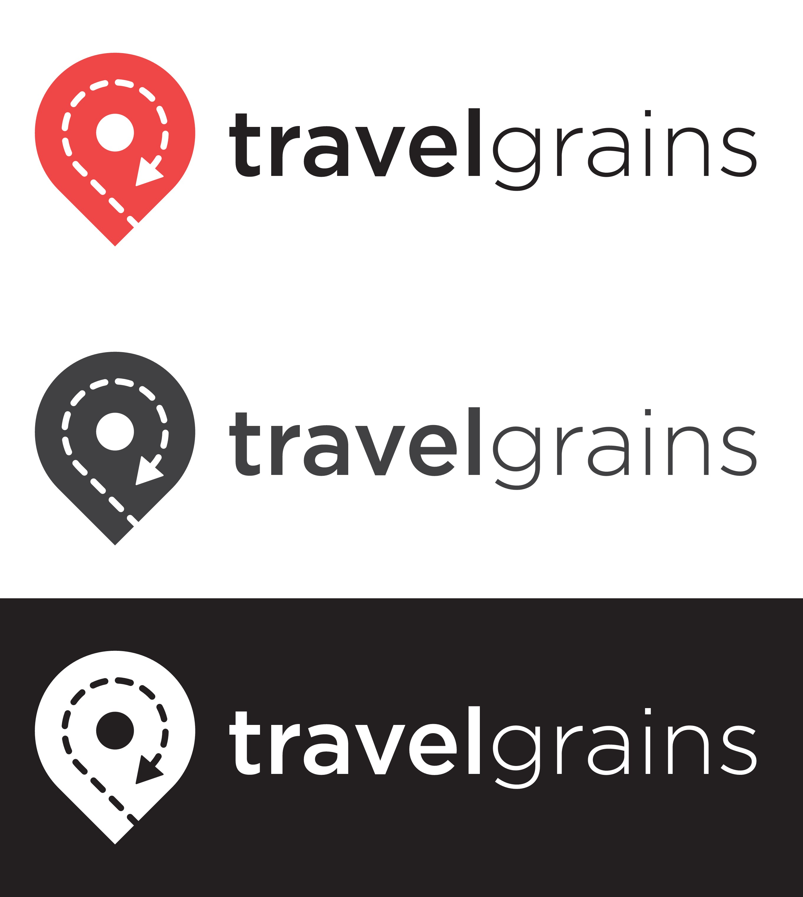 Travelgrains needs a corporate image that inspires adventure.