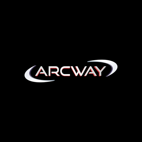 Logo concept for arcway