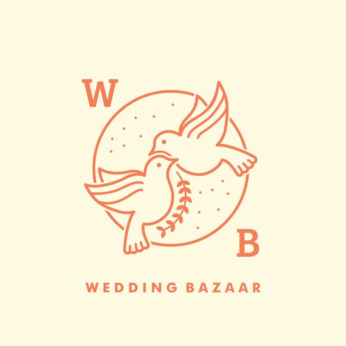 Wedding Bazaar Logo