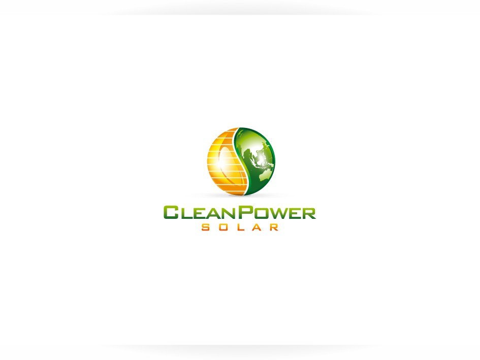Clean Power Solar : looking for an innovative logo