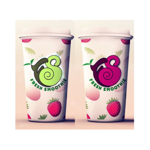 Logo : FreshSmoothie (Smoothie vending machine)
