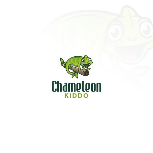 chameleon kiddo logo