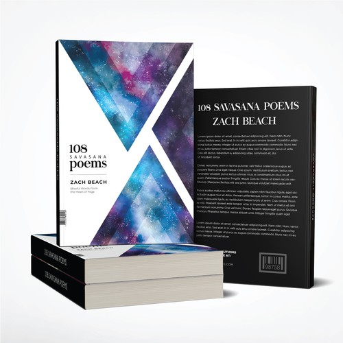Book Cover for Poetry Collection