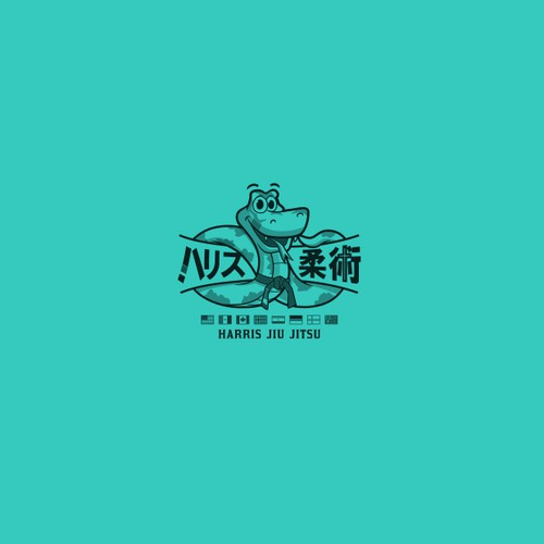 Boa Mascot Logo