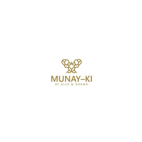 Munay-Ki Logo Design