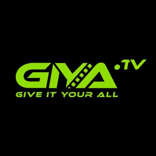 Create the next logo for GIYA.tv