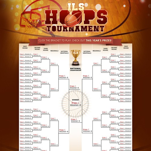 Guarenteed** March Madness Game - design a game site!