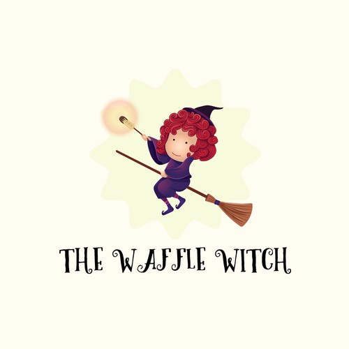 The  Little Waffle Witch