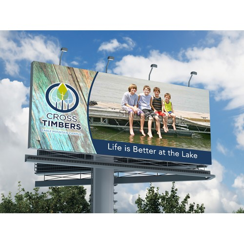 banner ad for Cross Timbers Community Church