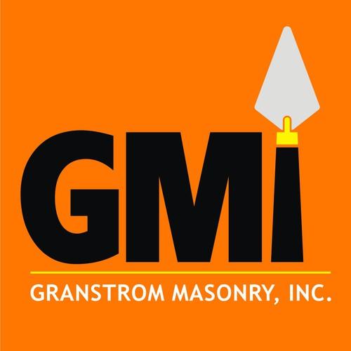 Logo for GMI Masonry Company