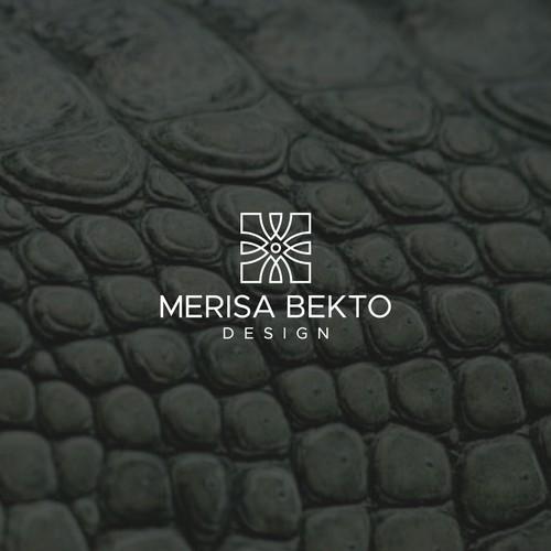 Bold logo concept Merisa Bekto Design