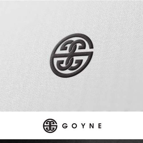 Create a stylish logo for Goyne (a highend nightlife fashion company)