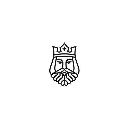 king logo for the next biggest company