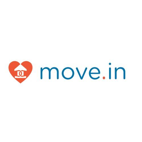 move.in logo design
